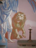 The Lion represents St. Mark