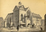 Historic image of the Old Grammar School