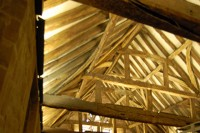 Whitefriars roof timbers