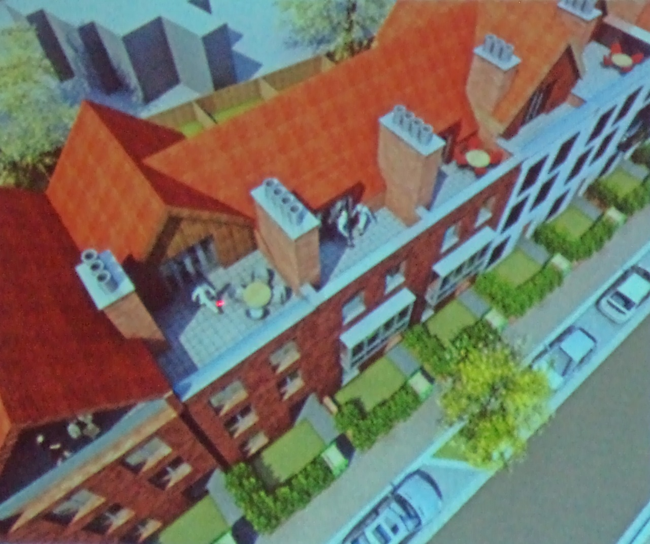 Planning applications in Coventry