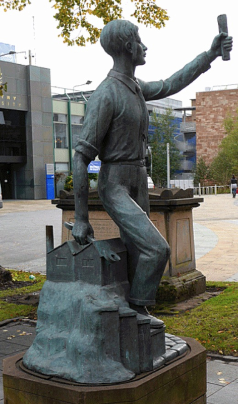 Coventry Boy statue