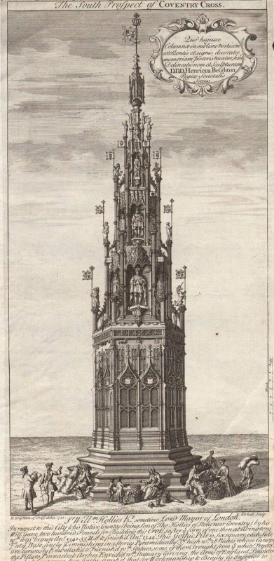 Coventry Cross historic image