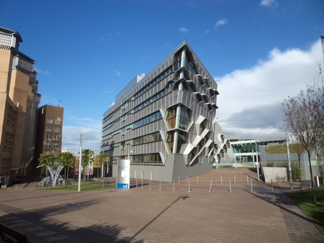 Photo of Engineering and Computing Building