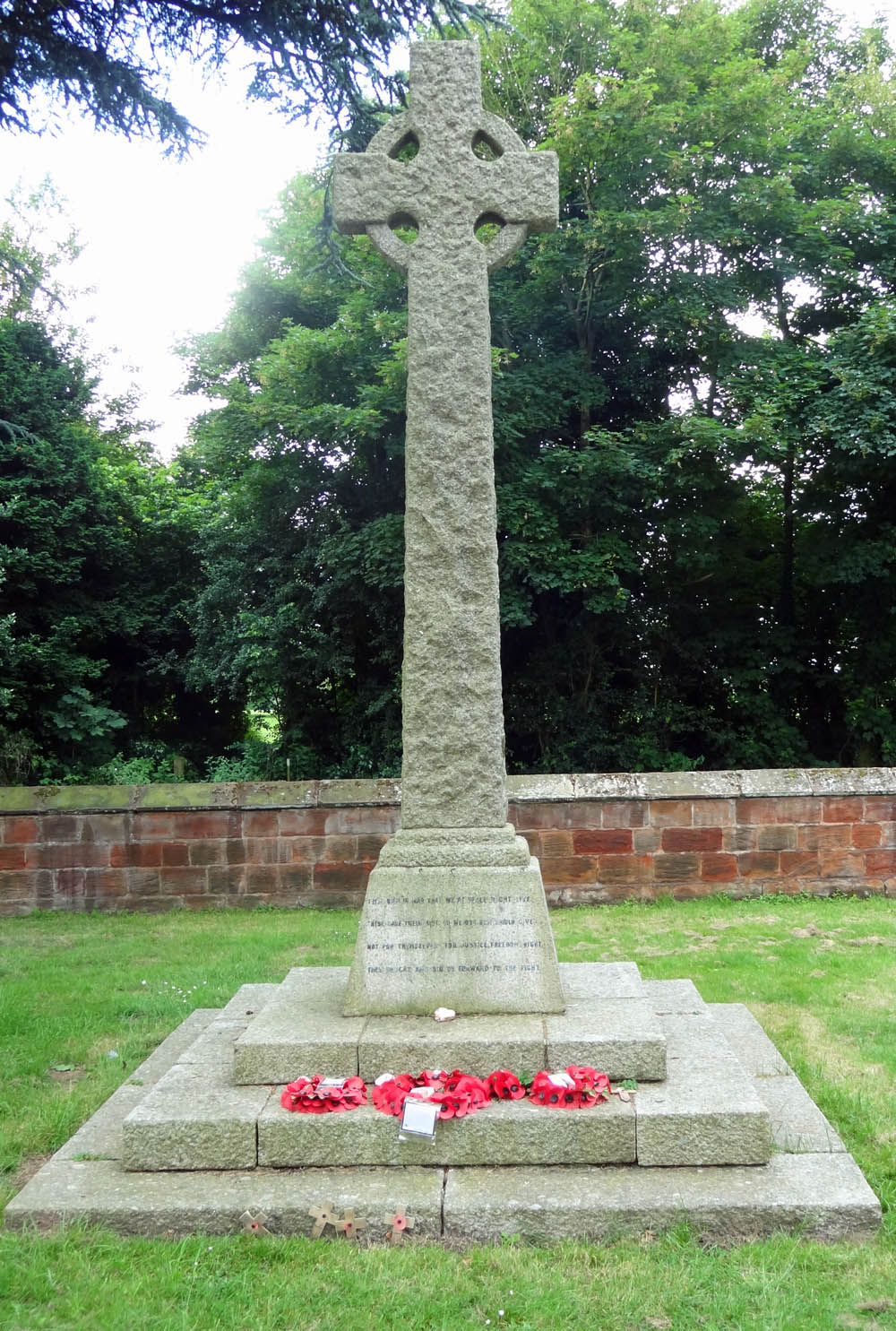 Memorial at St. Thomas's Kerresley
