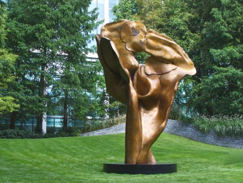 Sculpture by Helaine Blumenfield