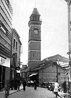 Old market tower