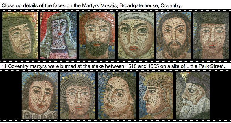 Martyr's Mosaic